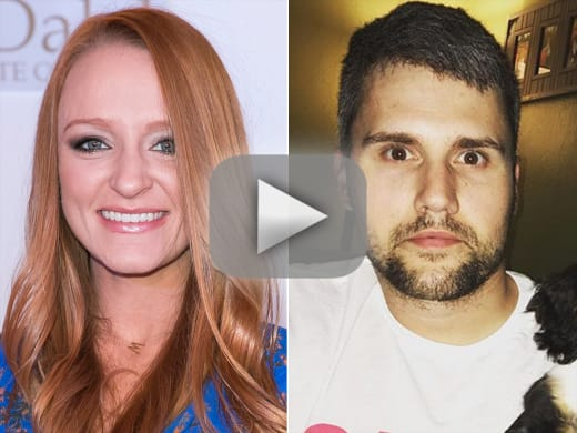 Maci bookout ryan edwards is back on drugs and i do not want him
