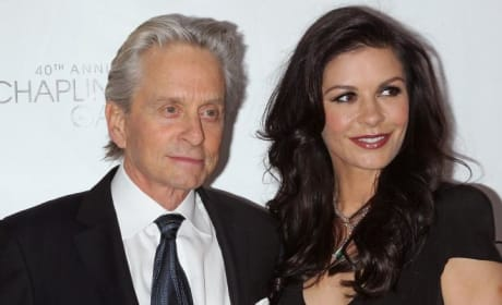 Michael Douglas: Marriage Not in Crisis