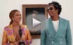 """碧昂斯,Jay-Z的祝贺""""Melanated""""梅根马克尔在皇家怀孕"""