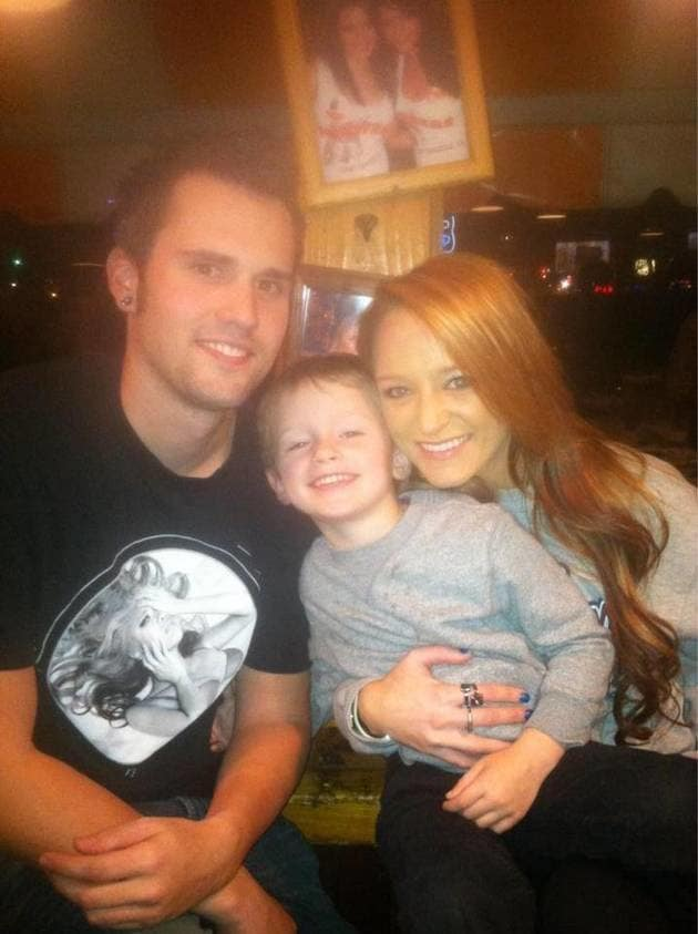 Maci Bookout Defends Keeping Son Away From Ryan Edwards I -3505