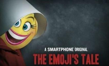 Emoji Movie Mocks Handmaid's Tale, Much to Twitter's Chagrin