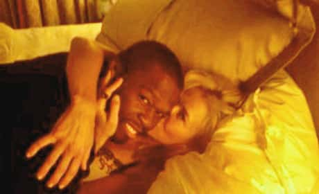 50 Cent and Chelsea Handler
