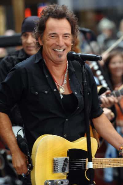 Bruce Springsteen All Smiles