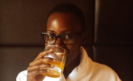 Lupita Nyong'o, No Makeup
