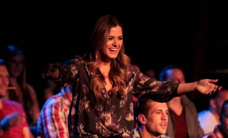 JoJo Fletcher on The Bachelorette