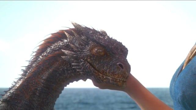 Game of Thrones Dragon Photo