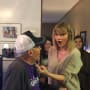 Taylor Swift and a Vet