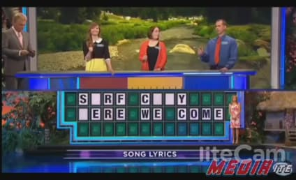 Wheel of Fortune Contestant Takes Worst Puzzle Guess in Show History