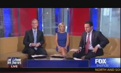 Gretchen Carlson Bids Farewell to Fox and Friends