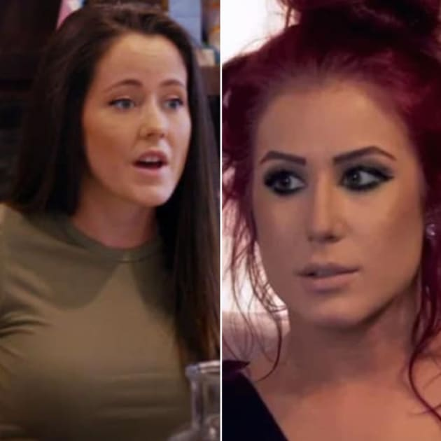 Jenelle Evans To Chelsea Houska Nice Hair Extensions You Bald