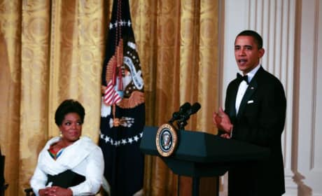 Oprah to Receive Presidential Medal of Freedom