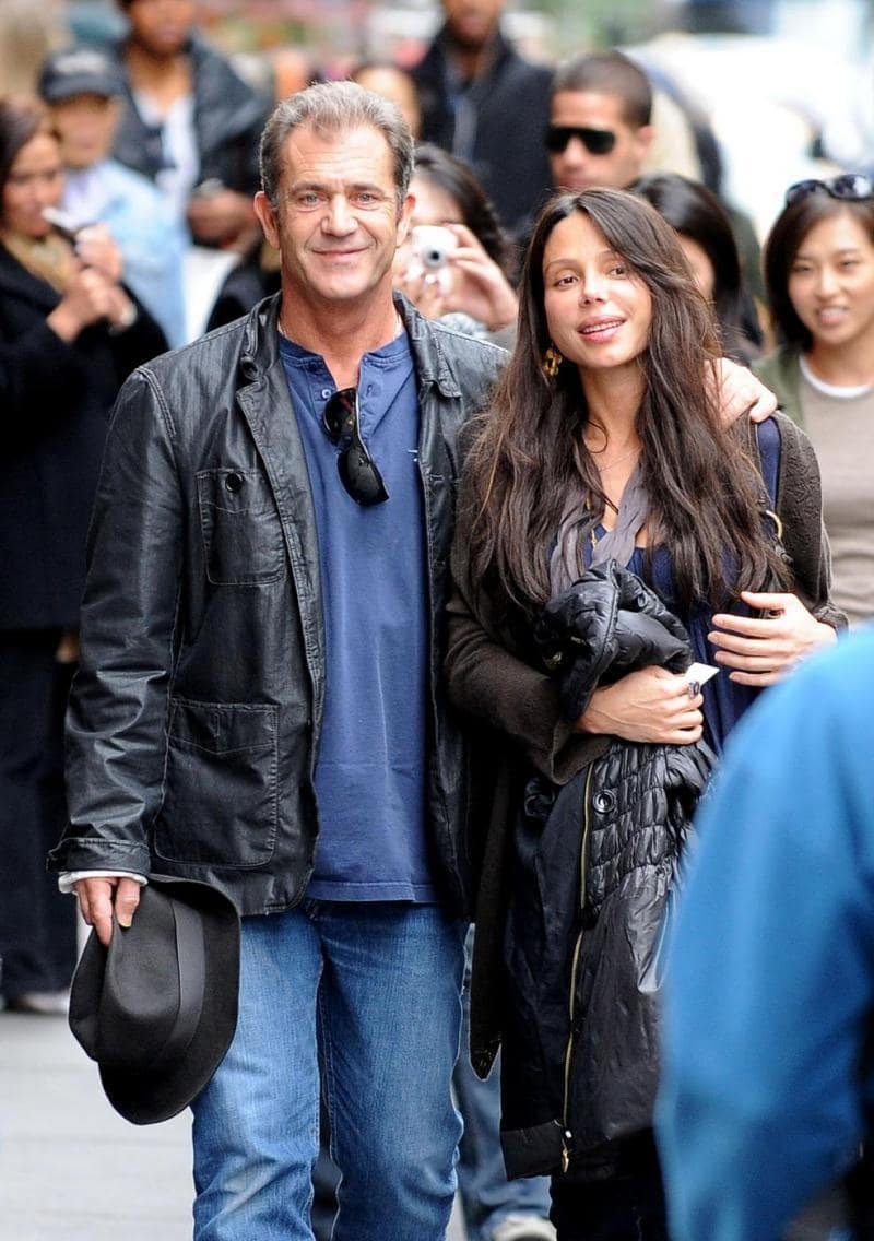 Mel Gibson and Oksana Grigorieva came to an amicable agreement 27.08.2011 55