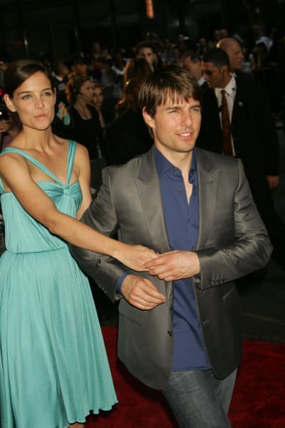 Tom Cruise: Still Controlling Katie Holmes Six Years After