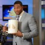 Michael Strahan Must Love Coffee