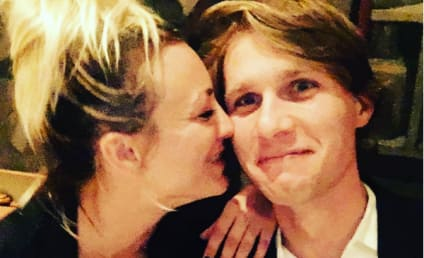 Kaley Cuoco Celebrates 1-Year Anniversary With Karl Cook