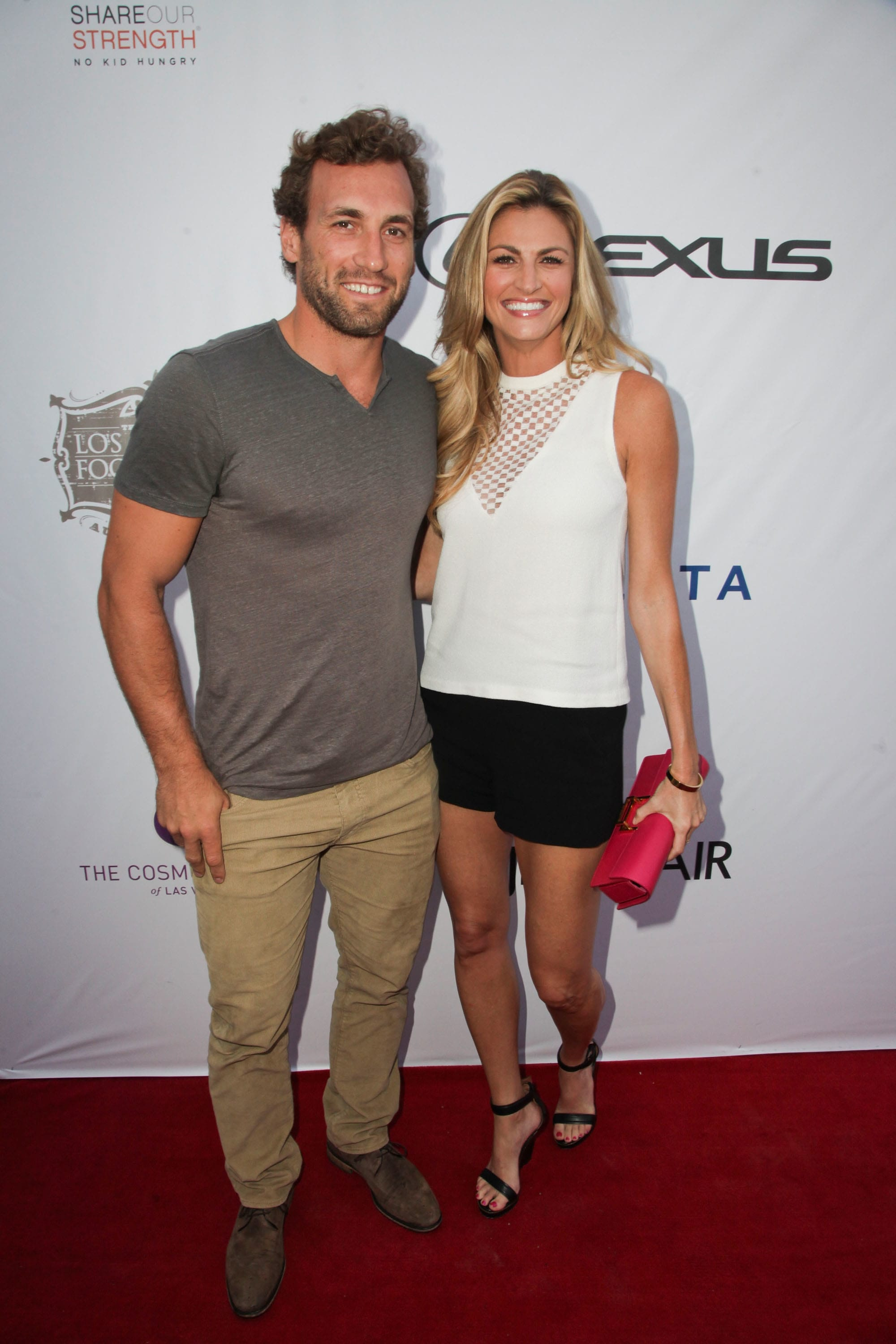 Erin Andrews Engaged To Jarret Stoll The Hollywood Gossip