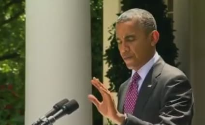 Reporter Interrupts Obama Immigration Speech, Spars With President