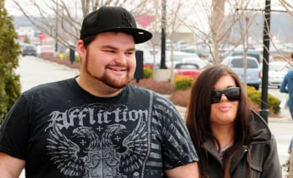 Moron Amber Portwood Ordered to Quit Freeloading Off Government Housing