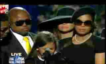 Paris Jackson Cries, Expresses Love For Father Michael