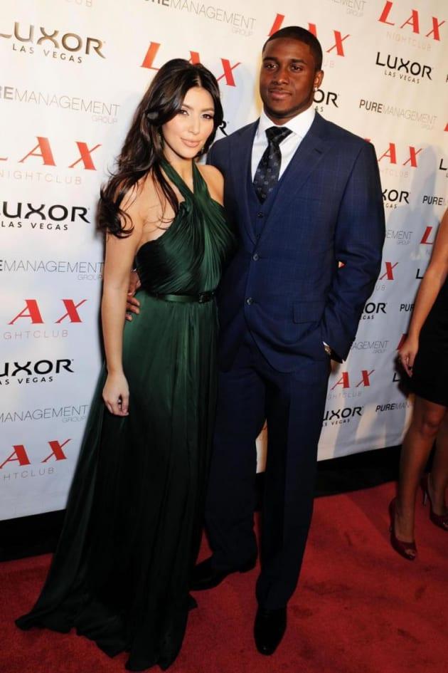 Reggie and Kim