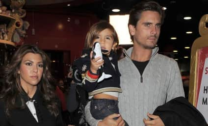 Kourtney Kardashian Konfirms: Scott is Mason's Father!