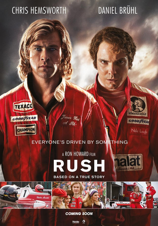 Rush International Poster