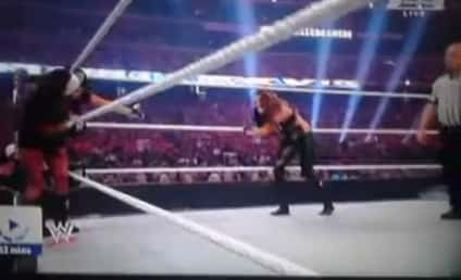 Snooki Drops the HAMMER on Wrestlemania Foe