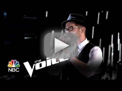 Josh Kaufman: Stay with Me (The Voice Top 12)