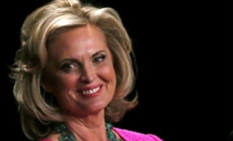 Ann Romney Pink Dress