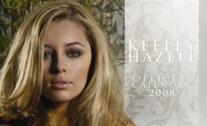 A Look at the 2008 Keeley Hazell Calendar