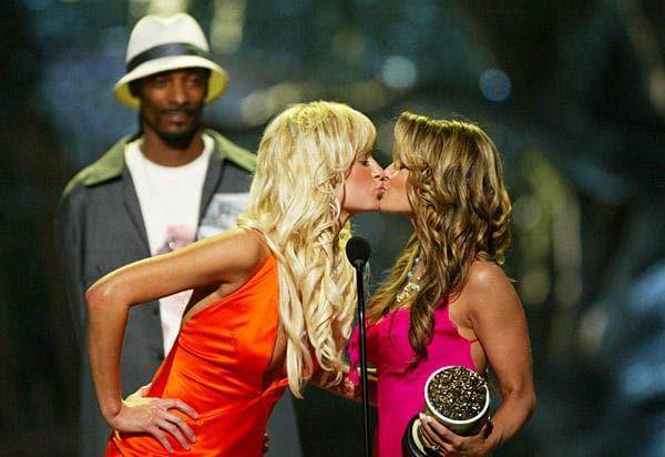 Paris Hilton and Carmen Electra