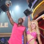Donald Driver and Peta Murgatroyd Win