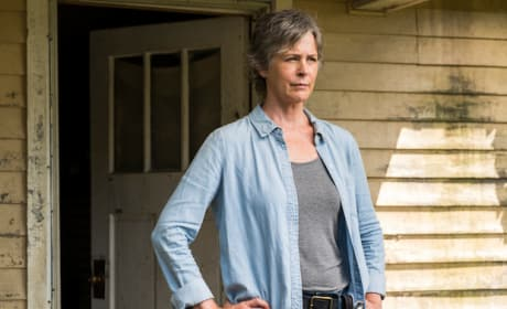 Carol Is Not Impressed