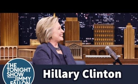 Jimmy Fallon Interviews Hillary Clinton, Part 3
