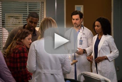 Greys Anatomy Season 14 Episode 22 Recap Fight For Your Mind The