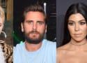 Kourtney Kardashian Dines with Scott Disick and Sofia Richie, World Asks WTF