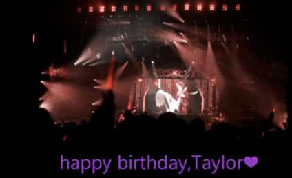 Happy 22nd Birthday, Taylor Swift!