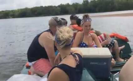 Proposal Aboard Paddleboat Goes Horribly Wrong: Can You Guess Why?