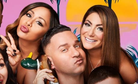 "Jersey Shore: Family Vacation Trailer Shows How ""Sh-t"" Will Get ""Real"""