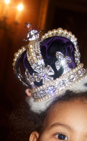Blue Ivy Carter Crown