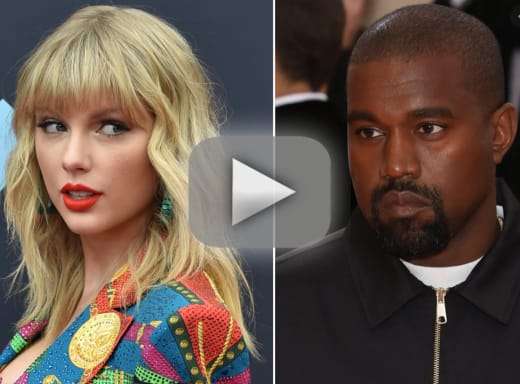 Taylor swift and kanye west infamous phone conversation leaks li