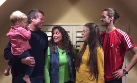 Jill Duggar Pregnancy Announcement