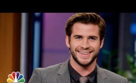 Liam Hemsworth on The Tonight Show (Part 1)