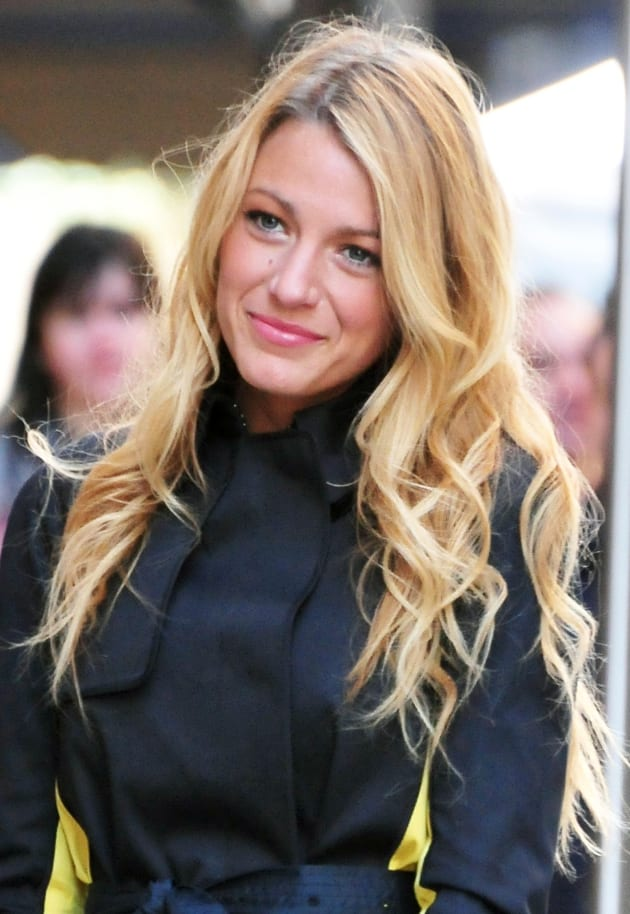 Blake Lively in NYC