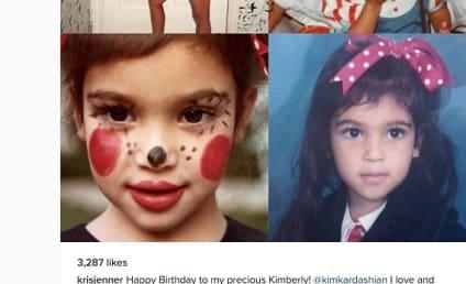 Kim Kardashian Sweet Sixteen Photo: See the Birthday Girl in EPIC Throwback!