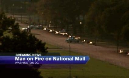 D.C. Man Sets Self on Fire: Report