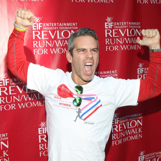 Yay for Andy Cohen!
