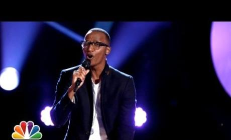 R. Anthony - Hall of Fame (The Voice Blind Audition)