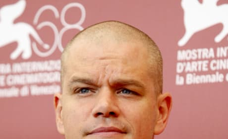 Which hairstyle do you prefer on Matt Damon?