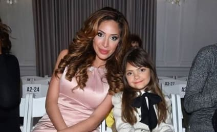 Farrah Abraham: My Daughter Is Busier Than YOU!